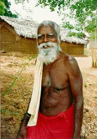[Param Swami, Resident Director of Kataragama Kæle Kendra from 1993-96]